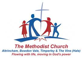 Altrincham Methodist Circuit Logo