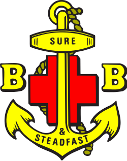 Boys Brigade Anchor