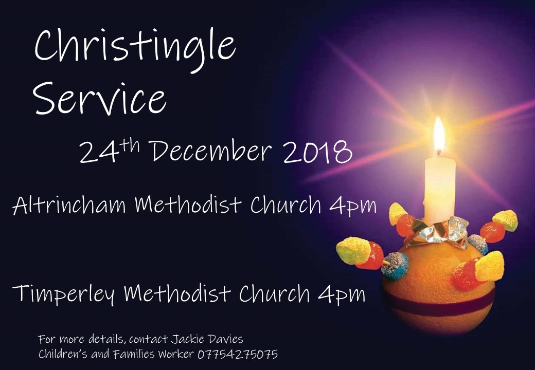 What is Christingle